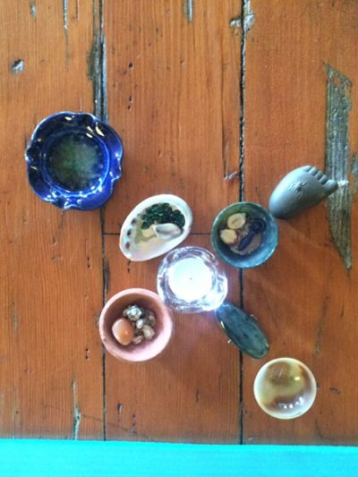 altar objects
