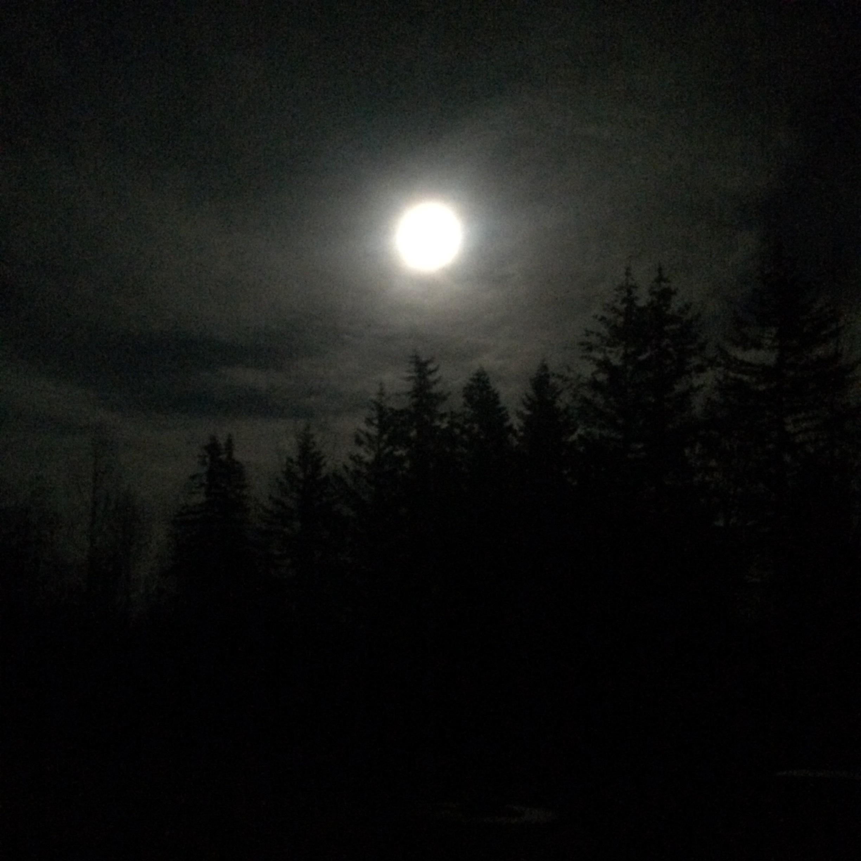 Spring Equinox Full Moon